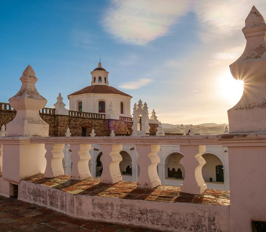 Bolivie Reizen Sucre Atacama