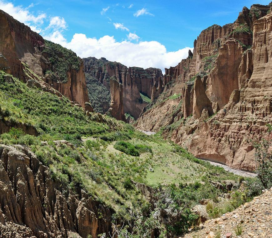 Bolivie Rondreizen Palcacayon456