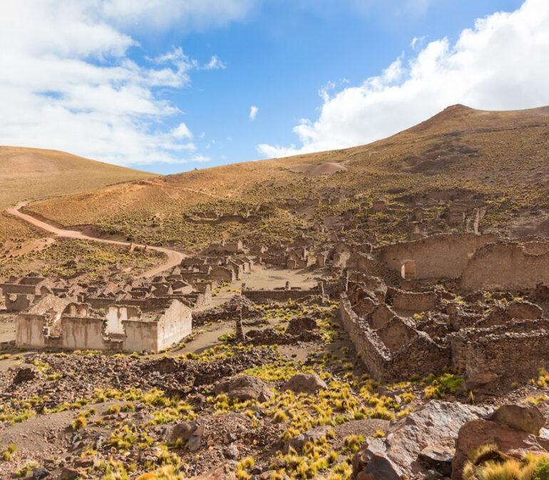 Atacama Bolivie Reizen Cordilleralipez
