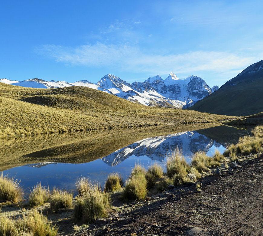 Bolivie Reizen Condoriri Trek Atacama Be