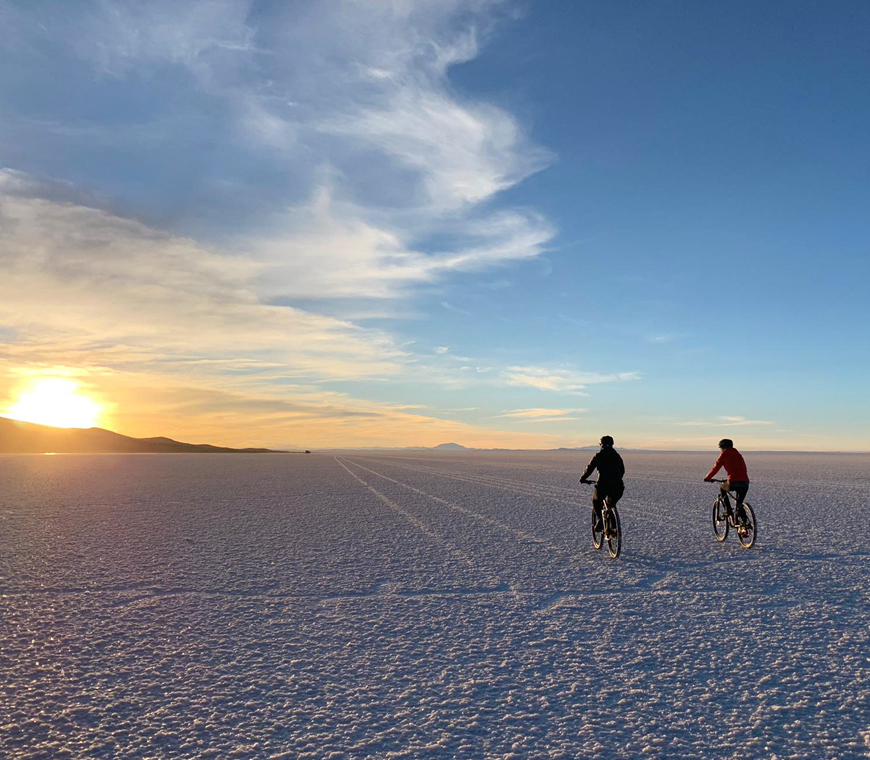 Uyuni Bike Tours Atacama Be