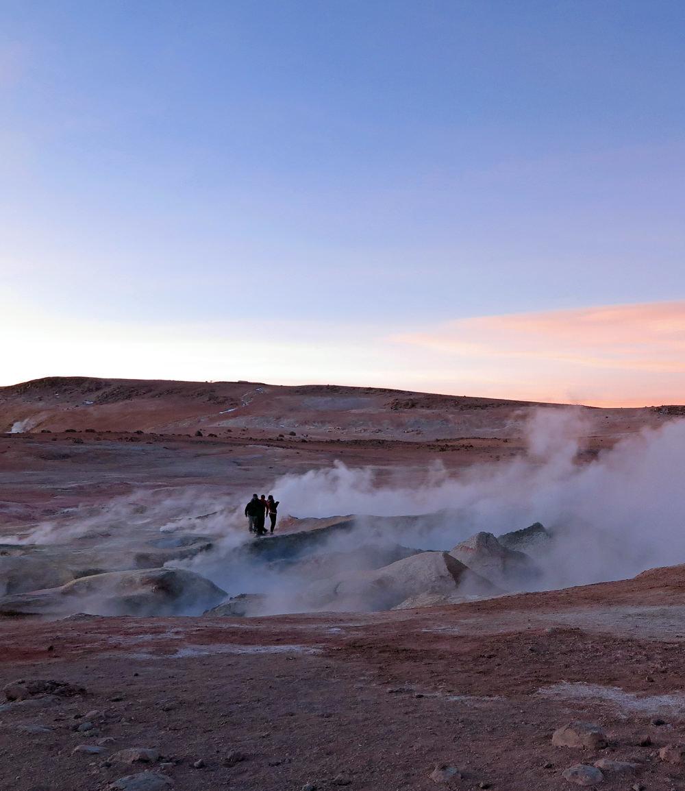 Atacama Bolivie Reizen Sol De Manana Bucket1