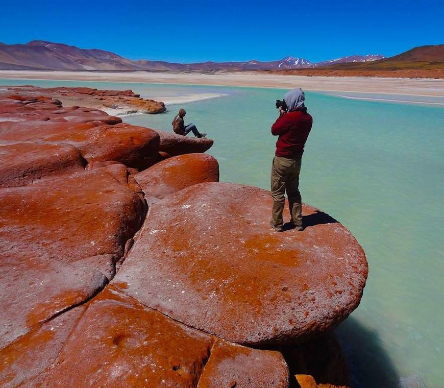 Atacama Patagonia Chili Luxe Reizen Lagunes