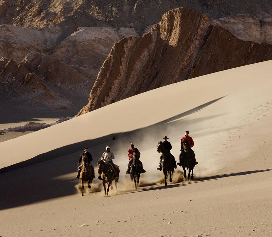 Atacama Luxe Rondreizen Explora Atacama Chile Horseback Riding