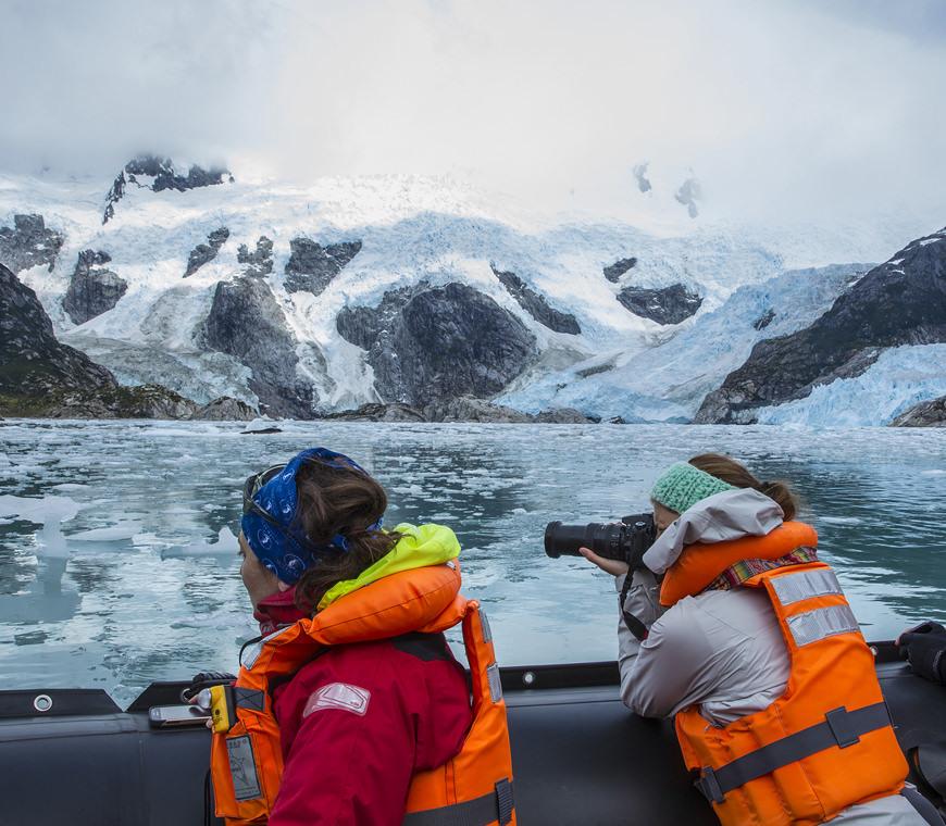 Chili Patagonie Reizen Australis Cruise