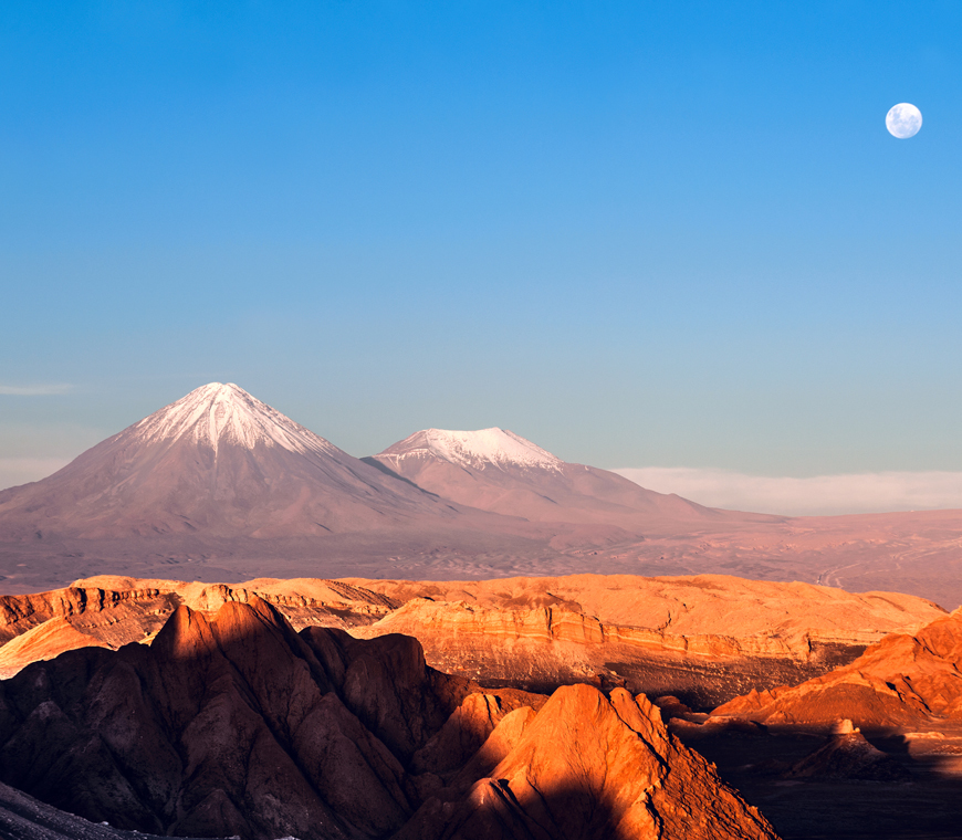Chili Reizen Sanpedrode Atacama Woestijn 1