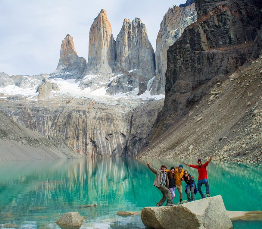 Patagonie Reizen Ecocamp Tdp2