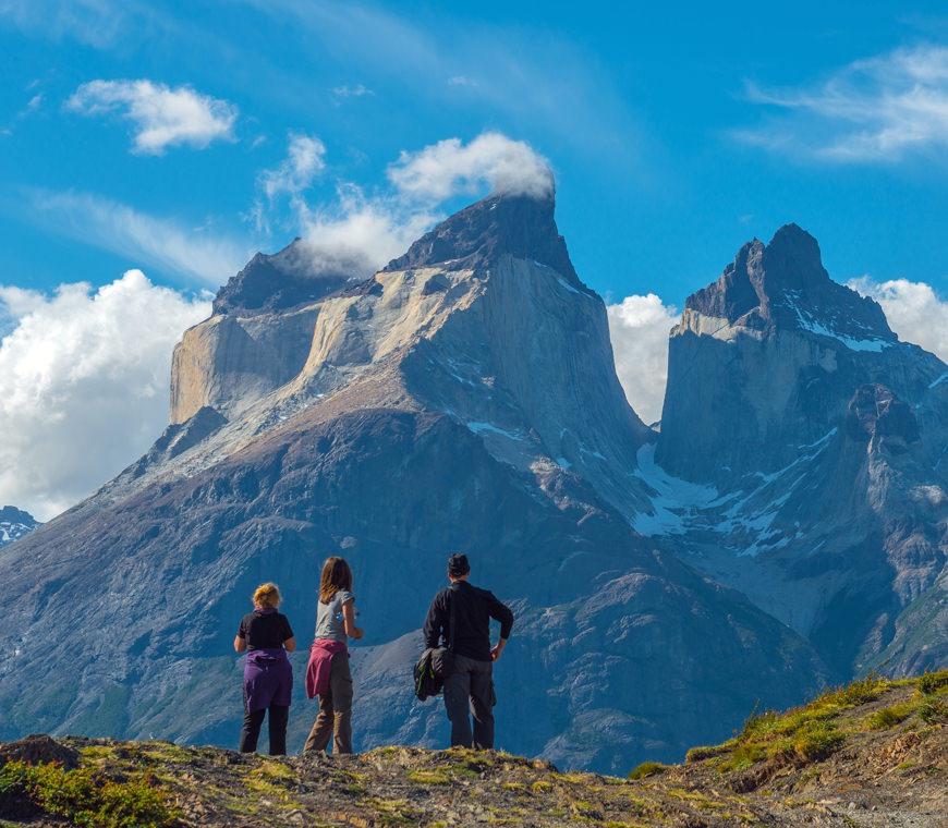 Patagonie Reizen Ecocamp Tdp3