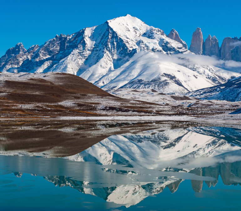 Chili Torres Del Paine Winter Atacama Be