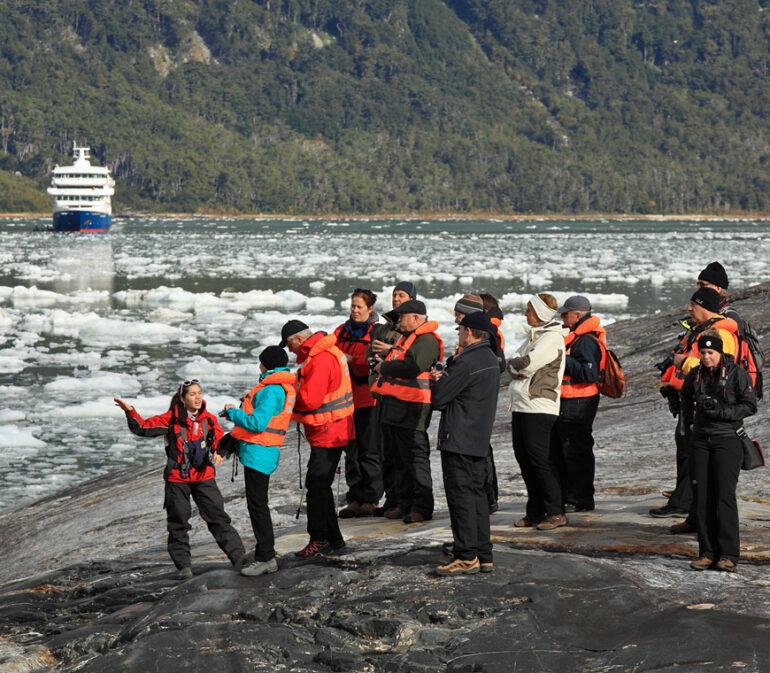 Patagonie Reizen Cruise8