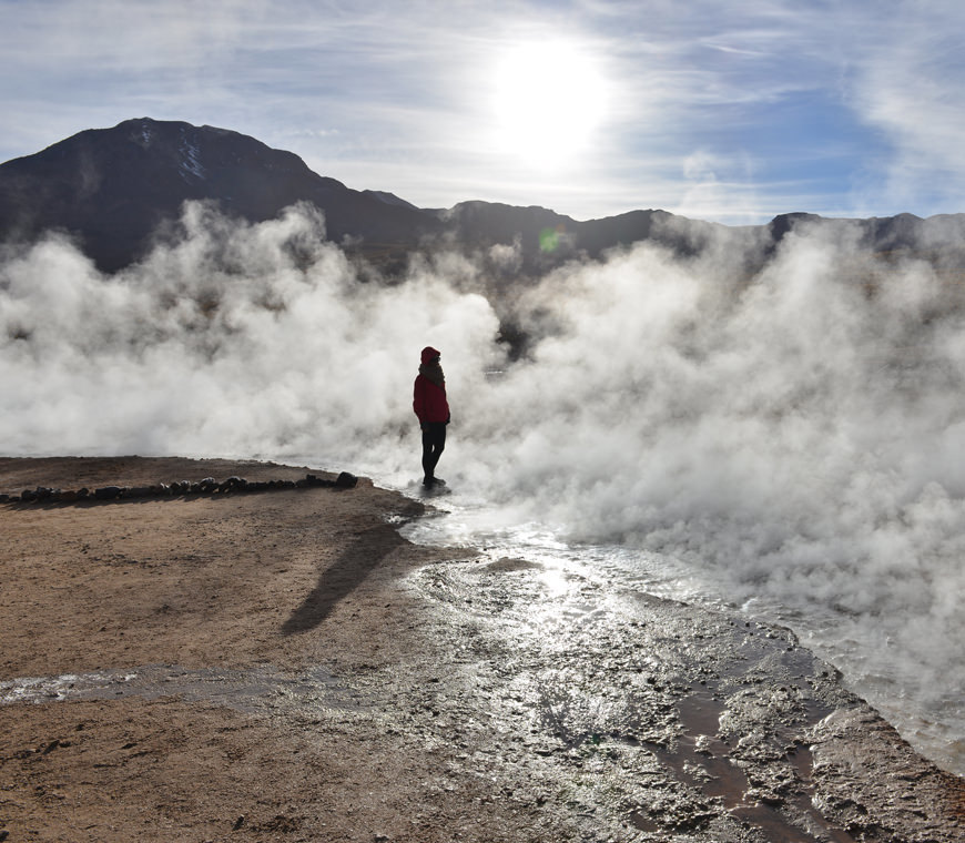Atacama Chili Reis Tatio