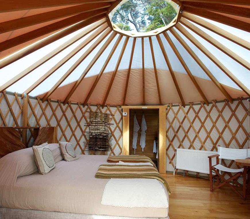 Atacama Patagonia Camp Yurt2 Reis Torres Del Paine Chile