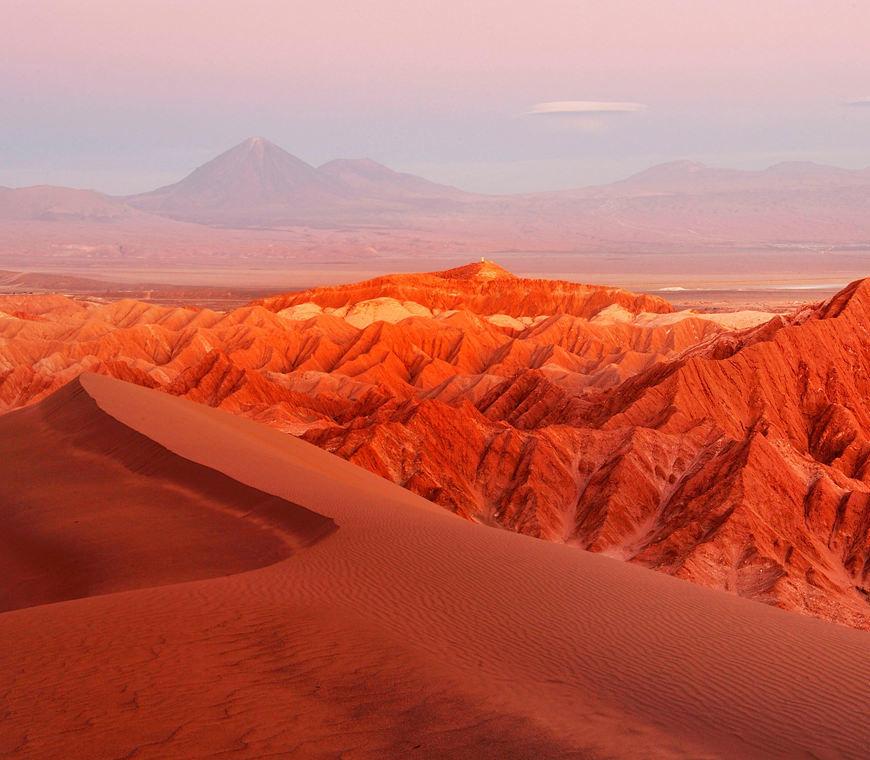 Explora Atacama Chili Reizen0