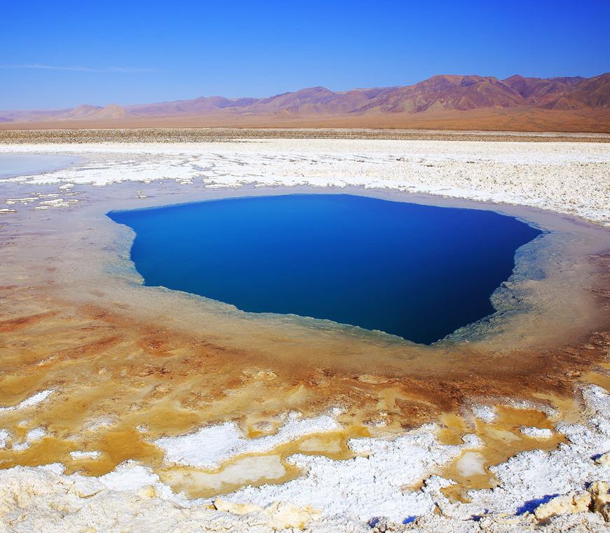 Lagunas Atacama Woestijn