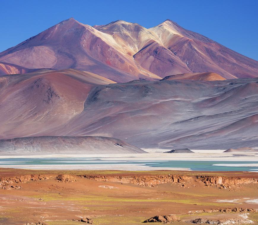 Lagunas Atacama Woestijn5