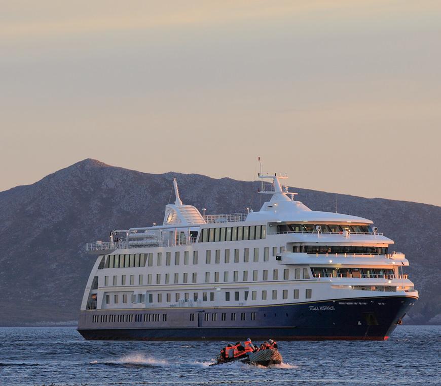 Patagonie Reizen Cruise9