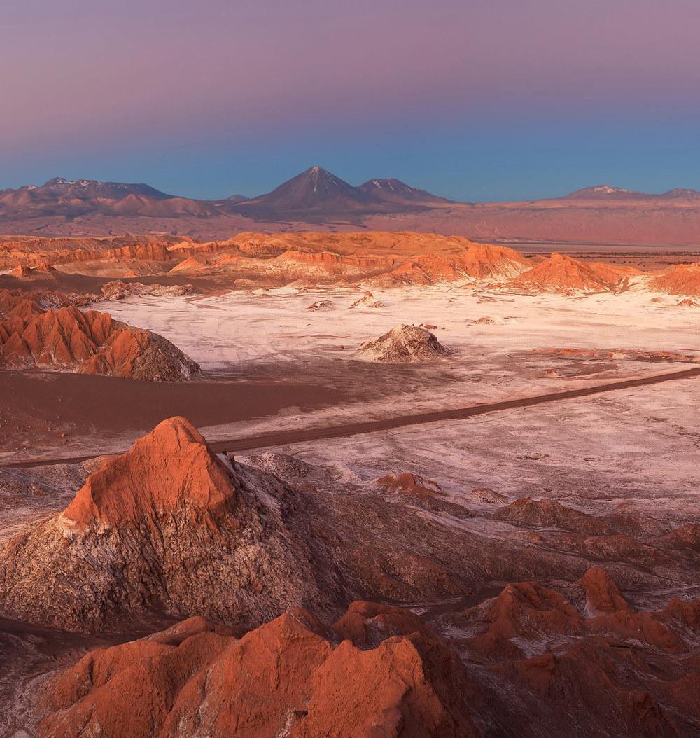Chili Reizen Atacama Woestijn