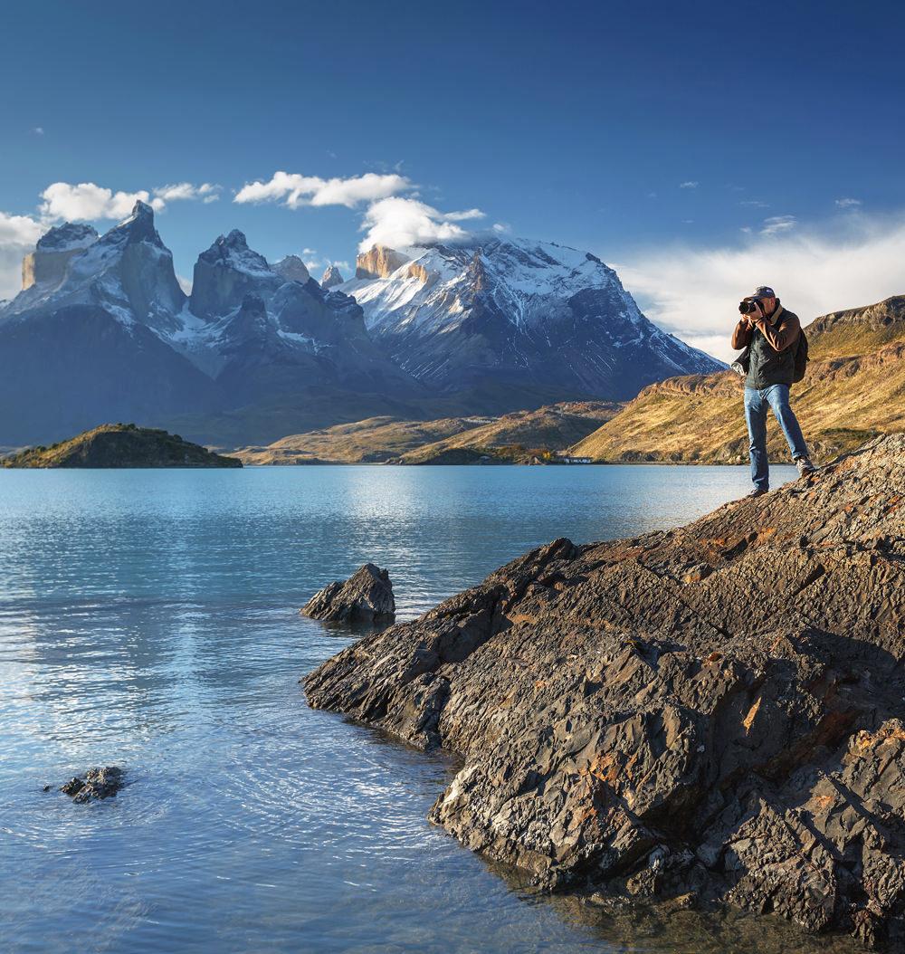 Chili Reizen Torres Del Paine Nationaal Park