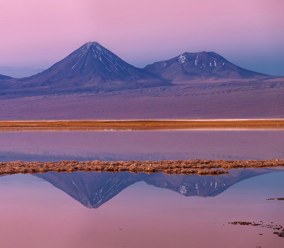 Chili Reizen Atacama Woestijn Tegel Desert Blend