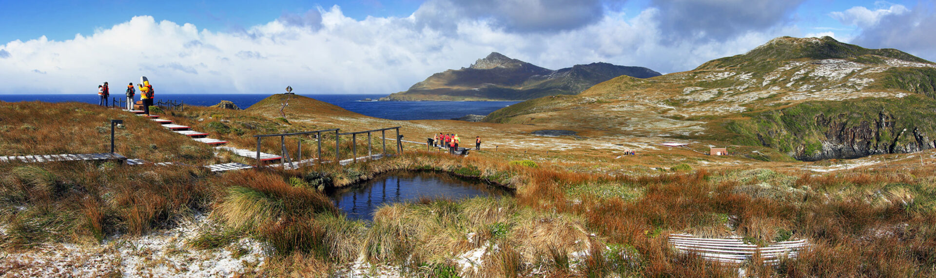 Chili Patagonie Reizen Cruise Vuurland