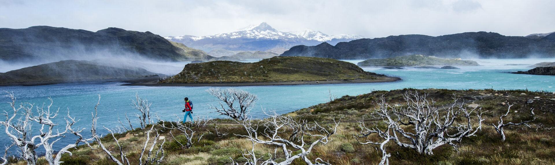 Torres Del Pain Chili Reizen Pano