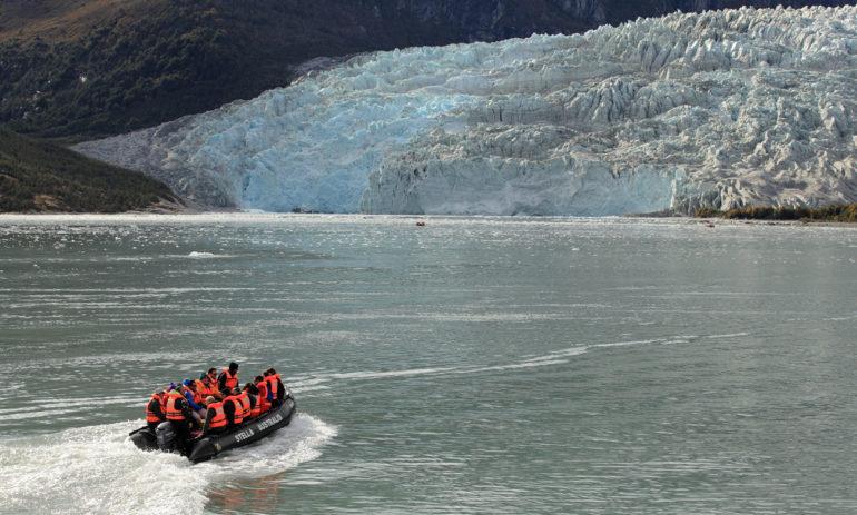 Chili Patagonie Reizen Pia Glacier7