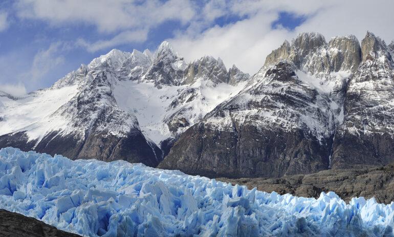 Chili Reizen Patagonie Grey Gletsjer Autorondreis