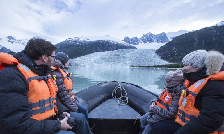 Patagonie Reizen Cruise Vuurland1