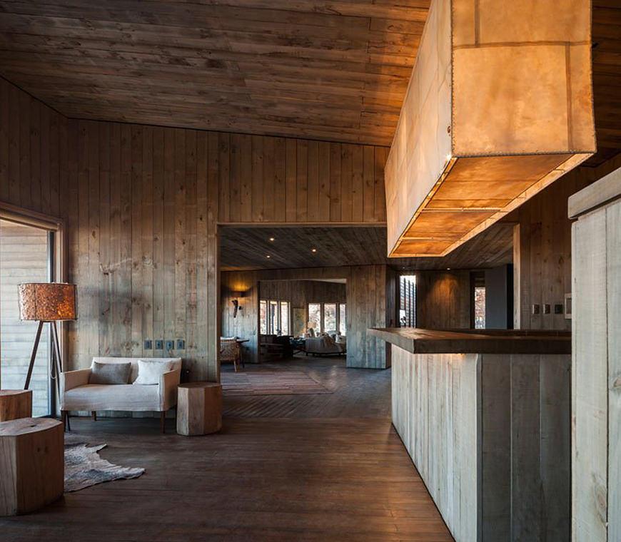 Chili Patagonie Luxe Reizen Awasi Lodge1