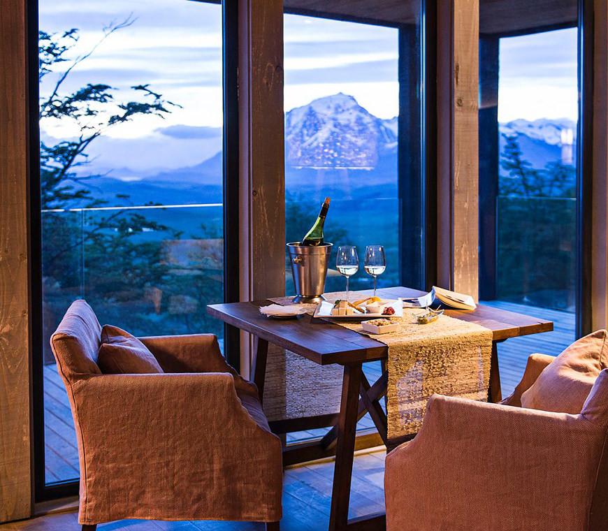 Chili Patagonie Luxe Reizen Awasi Lodge2