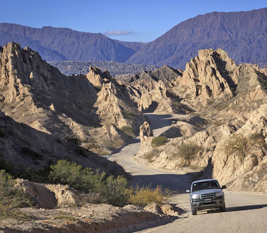 Atacama Argentinie Reizen Quebradadelasflechas