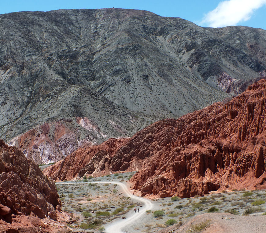 Atacama Argentinie Reizen Quebradadelhumahuaca3