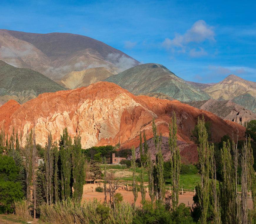 Atacama Argentinie Reizen Quebradadelhumahuaca4