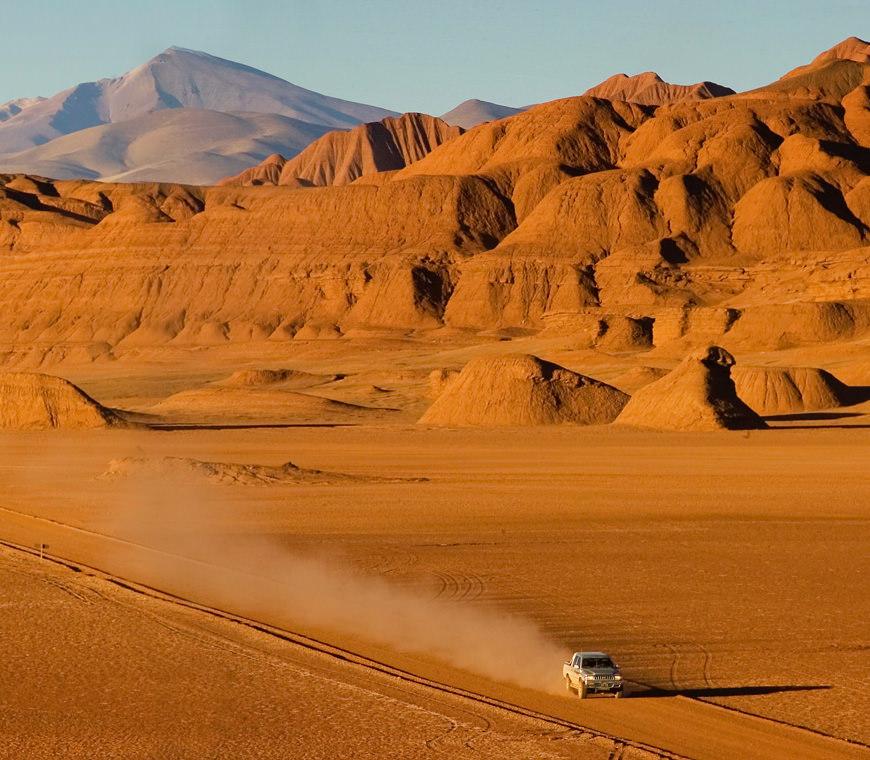 Atacama Argentinie Reizen Tolargrande