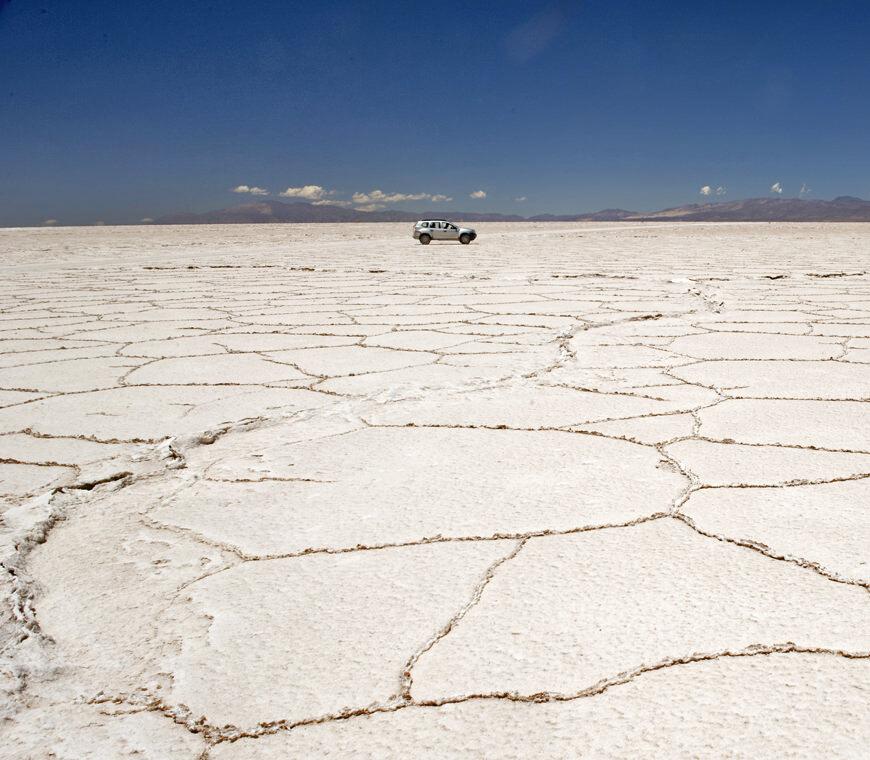 Argentinie Deluxe Reizen Salinas Grandes