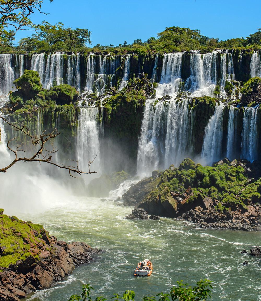 Atacama Argentinie Reizen Iguazu