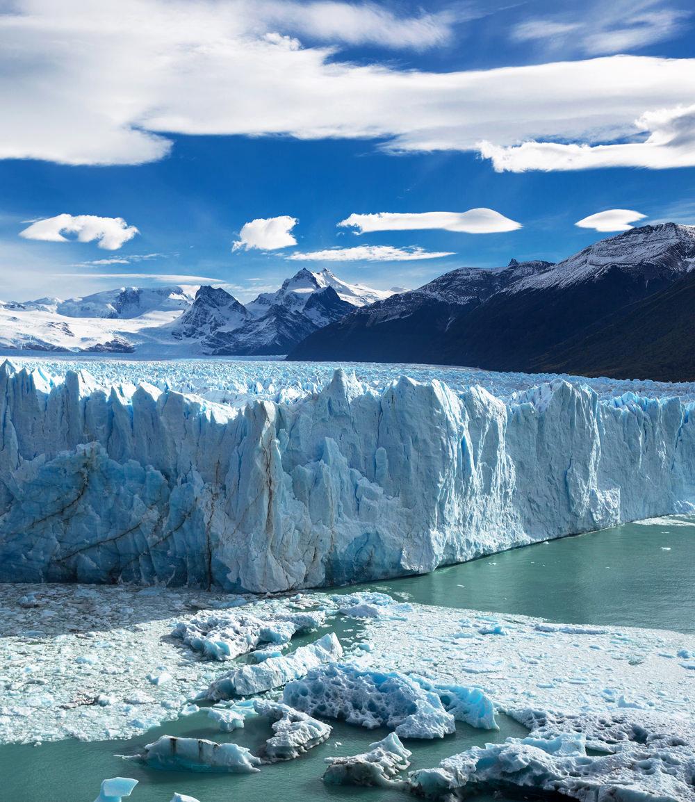 Atacama Argentinie Reizen Perito Moreno