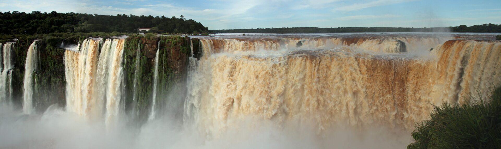 Argentinie Rondreizen Specialist Iguazu Watervallen Pano