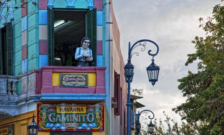 Argentinie Reizen Buenos Aires