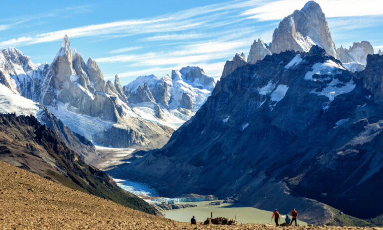 El Chalten Los Glaciares Patagonie Reizen Atacama Be
