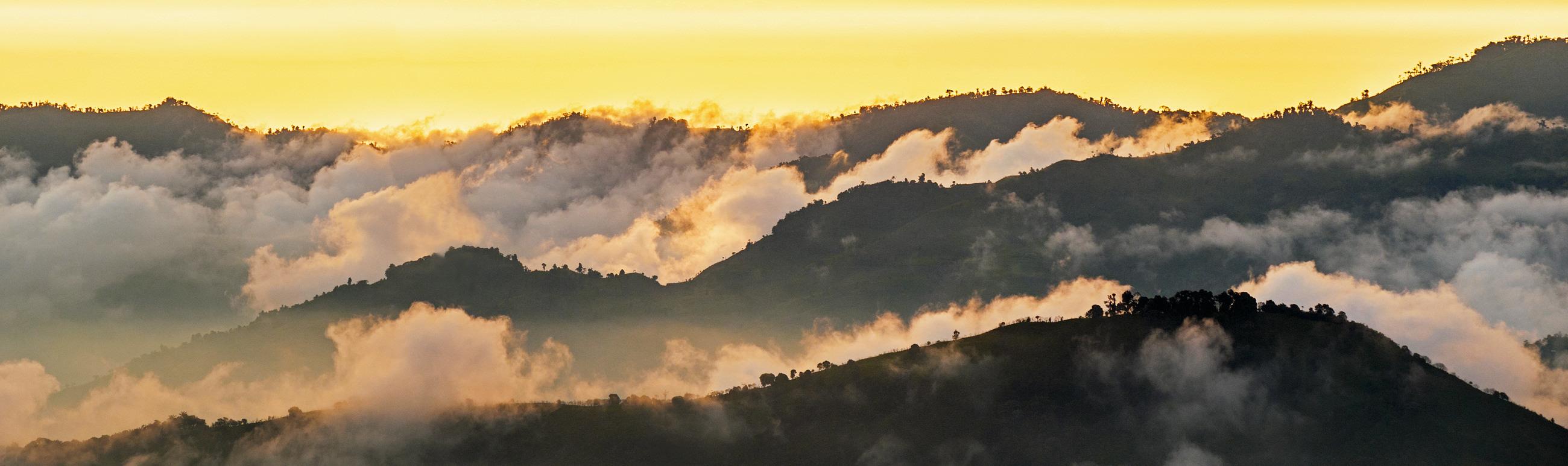Cordillera Andes Reizen