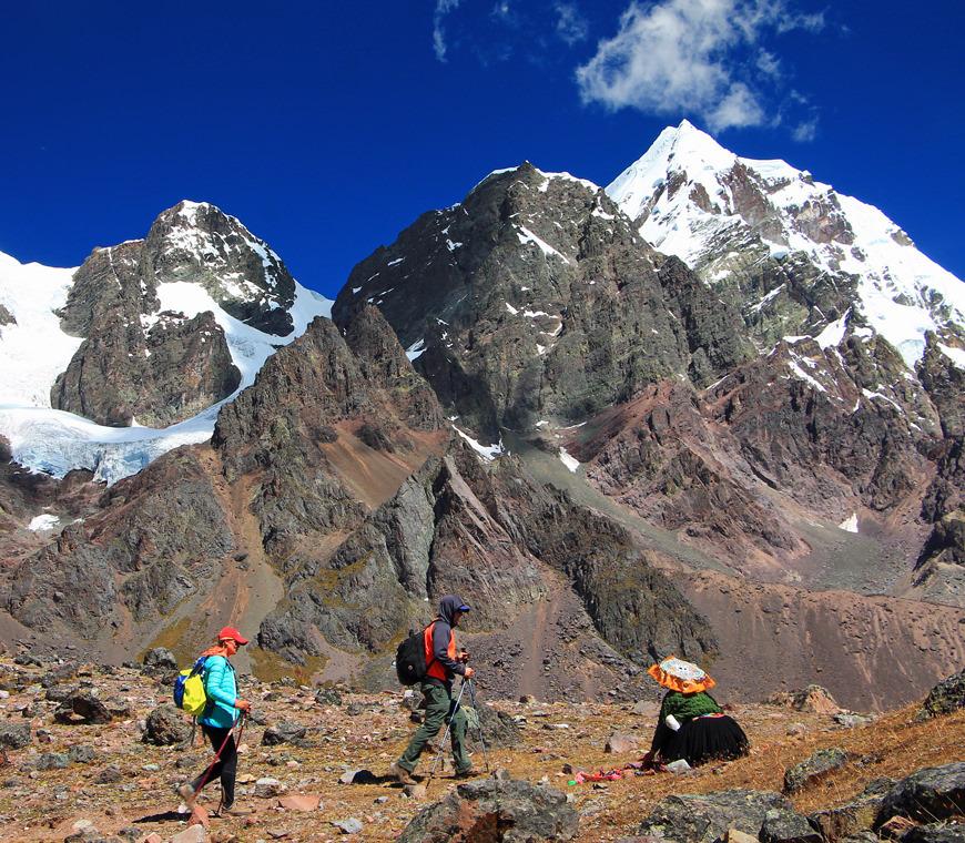 Cordilleraausangate Peru Reizen4